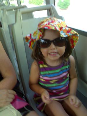 Vacaciones de Verano 2009. Tarde de Paseo en Salou