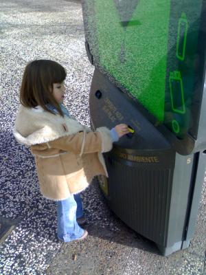 Hay que reciclar!